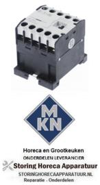 866381197 - Relais AC1 20A 400VAC (AC3/400V) voor MKN