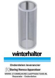 6528.00027.28 - Zeef passend voor aanvoerfilter WINTERHALTER GSR36 - GSR36E