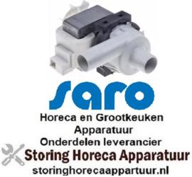 117499339 - Afvoerpomp 65W 230V ingang ø 24mm uitgang ø 24mm SARO