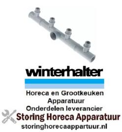 327502111 - Waterverdeler compleet voor Winterhalter