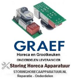 154403638 - Printplaat voor snijmachine GRAEF SO22023/SO27523