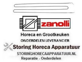 994418115 - Verwarmingselement 1300 Watt - 220 Volt ZANOLLI