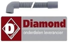 639143252 - Afvoerslang voor voorlader vaatwasser DIAMOND D86