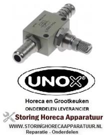 416103347 - Doorstroomregelaar voor hetelucht oven UNOX