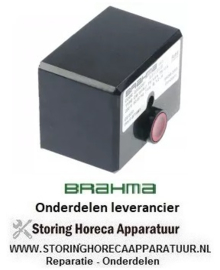 676106585 - Gasbranderautomaat BRAHMA type CM191.2