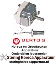 VE703375063 - Thermostaat instelbereik 70-170°C 1-polig voor BERTOS