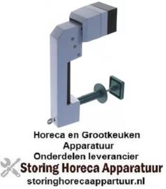 306694087 - Koelcel deursluiting deurdikte 80-90mm L 265mm B 35mm H 70mm afsluitbaar