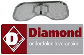 11580410 - Filter voor kap vaatwasser DIAMOND