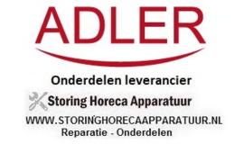 ADLER - HORECA EN GROOTKEUKEN VAATWASSER REPARATIE ONDERDELEN