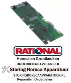 314402827  - Bedieningsprintplaat combi-steamer RATIONAL