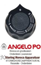 338110117 - Knop energieregelaar 1-3 ø 60mm voor Angelo Po