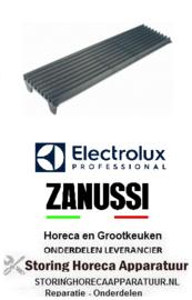 566211087 - lavasteen oplegrooster L 640mm B 160mm  Electrolux, Zanussi