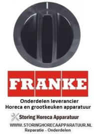 052278457 - Knop schakelaar nulstreep Salamander FRANKE