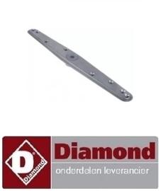 51780345 - Wasarm inbouwpositie onder sproeiers 8 DIAMOND D86