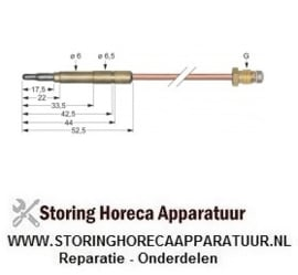 245107619 - Thermokoppel SIT - M10 x 1100 cm