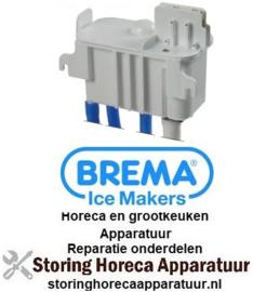 389694879 - Vlotterbak L 150mm B 80mm H 130mm met schakelaar BREMA