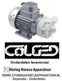 279927137 - Waspomp 230/400V 50Hz fasen 3 0,18 kW voor vaatwasser  COLGED