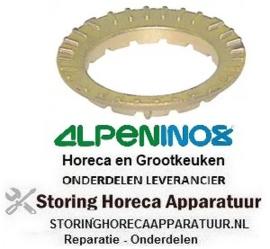 111105008 - Branderring voor branderdeksel ø 70mm gasfornuis ALPENINOX