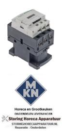 588380479 - Relais AC1 25A 230VAC (AC3/400V) voor MKN