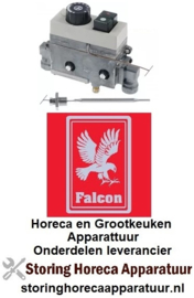 514106029 - Gasthermostaat type MINISIT 710 t.max. 200°C 120-200°C FALCON