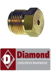 227PD.2265 - Gasinspuiter PROPAAN / LPG  -  DIAMOND FGHR-23/N