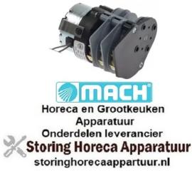 663360201 - Timer CDC 11803 motoren 1 kamers 3 looptijd 120s 230V MACH