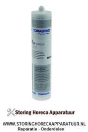 569890258 - Hoge temperaturen silicone - 40 tot +250°C t.max. 300°C