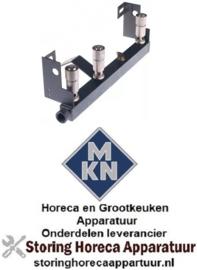 448105923 - Staafbrander 4-vlammig voor apparatuur MKN