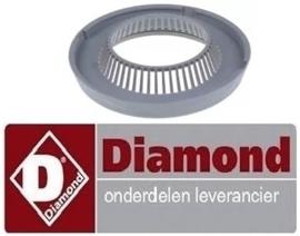 387429072 - Vuilfilter voor voorlader vaatwasser DIAMOND D86
