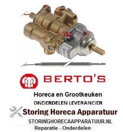 501101172 - Gasthermostaat 100-300°C BERTOS