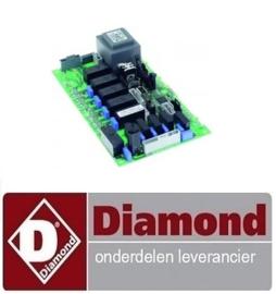 361215042-1 - CONTROLEPRINT VOOR DIAMOND DFE 6/6 AC