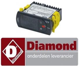 67112047691 - Elektronische regelaar koelwerkbank DIAMOND DP202/PC