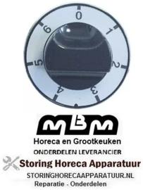 231110768 - Knop schakelaar 7-standen voor MBM
