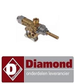 8970C0205 - GASKRAAN VOOR DIAMOND HORECA  G22/PLCD4/8T