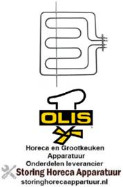 289415967 - Verwarmingselement 2600 Watt - 230/400 Volt voor oven OLIS