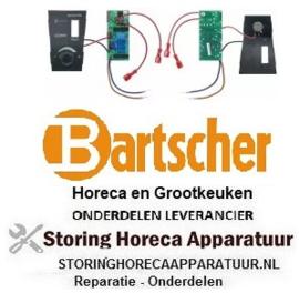 544402045 - Printplaat staafmixer FM3 met potentiometer 230V BARTSHER