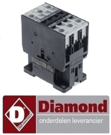 775007080 - Relais 230VAC DIAMOND FRITESUE E22/F46-A8