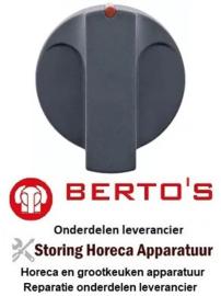 25138877600 - Knop nulstreep BERTOS E7P4+FE1