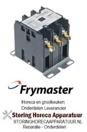 262381283 - Relais AC1 40A 24VAC voor FRYMASTER