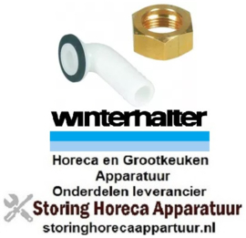 989502119 - Slangaansluiting haaks vaatwasser Winterhalter