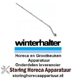 512517516 - Naspoelarm L 610mm sproeiers 3 voor vaatwasser Winterhalter