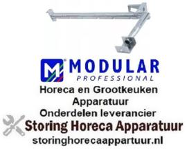 727105073 - Staafbrander haaks L 570mm B 185mm oven MODULAR