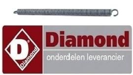 206926007 - Trekveer voor kap vaatwasser DIAMOND DK7