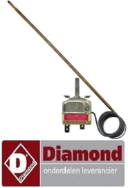 01691310003 - Thermostaat t.max. 455°C pizza oven DIAMOND LD12/35-N