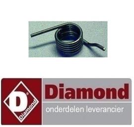 0590C8561 - VEER VOOR DEURSLOT DIAMOND