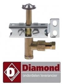 907.672.057.00 - WAAKVLAM BRANDER VOOR DIAMOND G65/T2BFA11