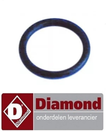 ST113007 - DICHTING VOOR LEDIGINGSKOPPELSTUK DIAMOND ICE120A