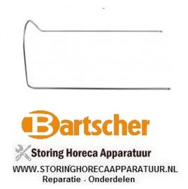418040577 - Verwarmingselement 750W - 230V warmtekast BARTSCHER 103.063