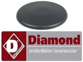 067105064 - Branderdeksel 3,6kW ø 61mm  DIAMOND