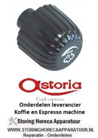 3331.111.58 - Knop stoom ø 46 mm koffie machine ASTORIA